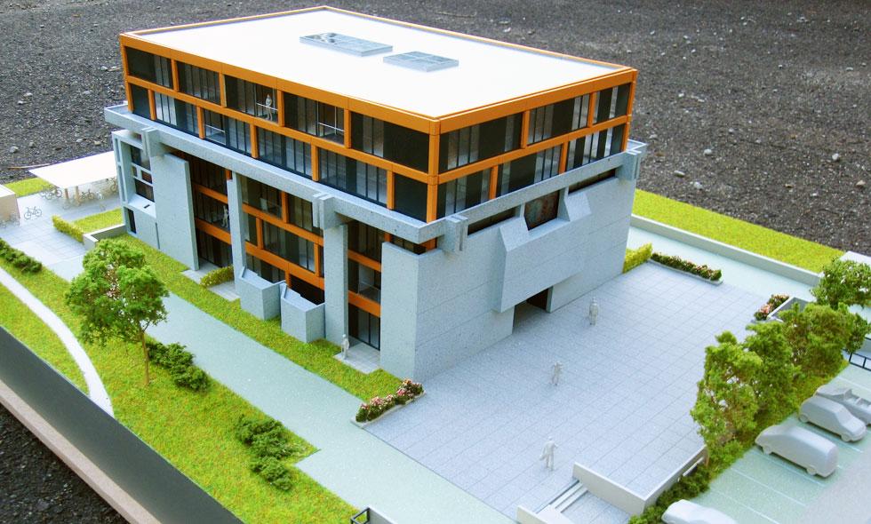 Common rinck modellbau umnutzung in freiburg for Produktdesign freiburg